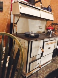 Pioneer Princess cook stove